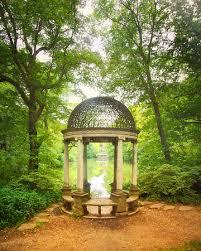 Westbury Botanical Gardens Temple Of At Westbury Gardens Green Acres Pinterest