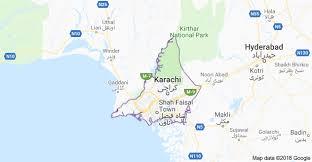 world map pakistan karachi 1 criminal killed 31 held in raids in pakistan s karachi