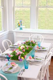 Centerpiece Ideas For Dining Room Table 27 Easter Table Decorations Table Decor Ideas For Easter Brunch