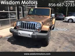 2011 jeep wrangler 70th anniversary used bronze jeep wrangler 70th anniversary for sale from 21 800