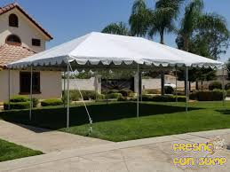 table and chair rentals fresno ca frame tent traditional tent party rental pole tent 20 x 30