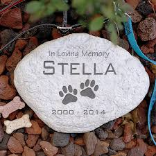 pet memorial garden stones engraved pet memorial garden giftsforyounow