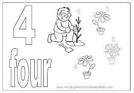 Number Coloring Pages 1 10 Number 3 Coloring Page