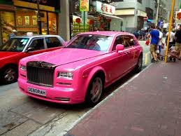 roll royce pink technology and the art of showing off yann brieuc chevallier gallen