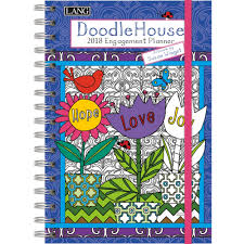 coloring doodle houseplanner 739744182177 calendars com