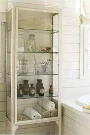 VINTAGE METAL MEDICAL CABINETS WITH MANY VINTAGE MEDICAL - Bathroom cabinet vintage 2