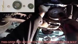 nissan maxima australia wiki nissan maxima alternator replacement removal installation youtube