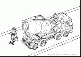 extraordinary lego truck coloring pages lego coloring pages