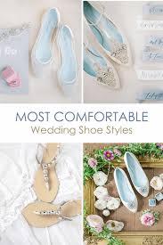 most comfortable wedding shoes comfortable wedding shoe styles shoes