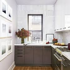 brown kitchen cabinets with backsplash best two toned kitchen cabinet ideas