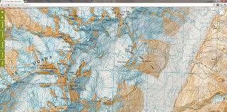 map usa garmin free free topographic maps for hiking dzjow s adventure log