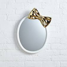 Gold And Silver Bathroom Accessories Kids Decorative Mirrors The Land Of Nod