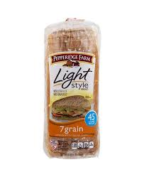 pepperidge farm light bread pepperidge farm light style 7 grain bread run around errand service