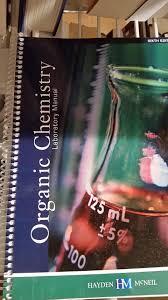 organic chemistry laboratory manual anne b padias 9780738080949