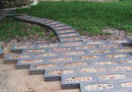 25 great ideas for romantic garden design with beautiful walkways