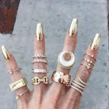 best 25 gold chrome nails ideas on pinterest matt nails classy