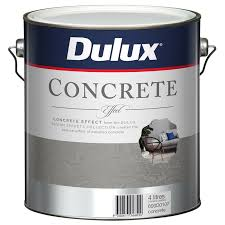 Spray Paint Bunnings - dulux 4l design concrete effect bunnings warehouse