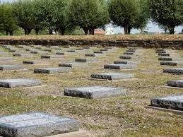 flat grave markers file langemark flat grave markers jpg wikimedia commons