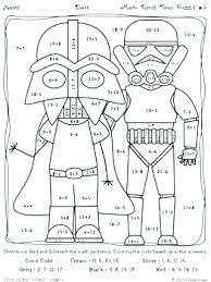 coloring pages for math halloween math coloring