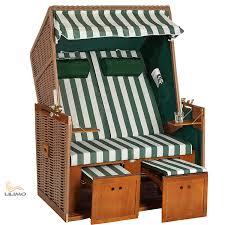 cabine de plage bois swing u0026 harmonie rügen fauteuil cabine de plage en rotin