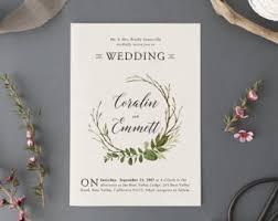 forest wedding invitations woodland wedding invitation setprintable forest wedding