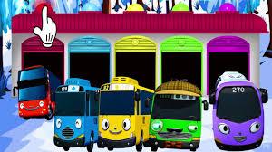 tayo cizgi film video küçük otobüs tayo ile türkçe renkler çizgi filmi çizgi filmler