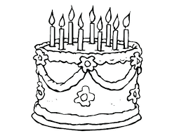 coloring pages for birthdays printables birthday cake coloring pages kids coloring coloring pages birthday