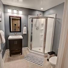 Add Bathroom To Basement Cost - best 25 basement bathroom ideas ideas on pinterest basement