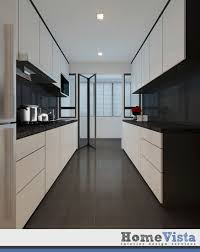 kitchen cabinet ideas singapore hdb contemporary blk 260c punggol way kitchen interior