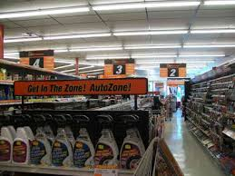 rensselaer adventures shopping at autozone
