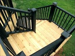 deck plans home depot plans simple deck plans