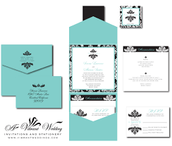 black wedding invitation u2013 a vibrant wedding