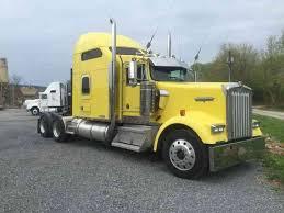 kw w900l for sale kenworth w900l 2000 sleeper semi trucks