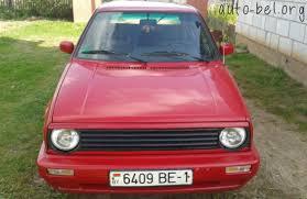 volkswagen golf 1987 купить volkswagen golf 2 1987 г за 1 000 находится беларусь