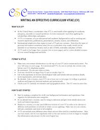 Latest Sample Resume Format by Curriculum Vitae Resume Examples Hairstylist Resume Sample