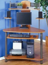 Small Corner Computer Desks How To Get The Best Small Corner Computer Desk Home Office