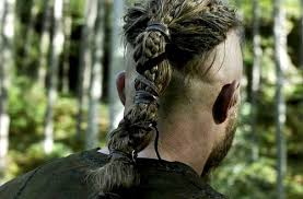 what hairstyle ragnar lothbrok bye bye man bun hello man braid