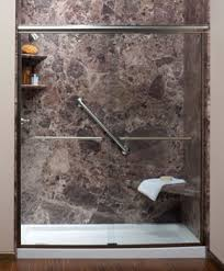 Shower Doors Basco Basco Shower Enclosures Doors Aquaglide Glass Protection
