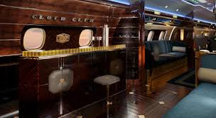 embraer u0027s manhattan jet is inspired by new york u0027s art deco era
