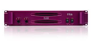 ffa 10000 dual power 2 x 5000w