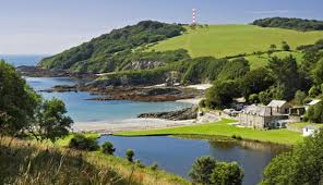 Cottage By The Beach by Exploring The Cornish Corners That Inspired Daphne Du Maurier U0027s