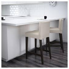 Dalfred Bar Stool Ikea by Henriksdal Bar Stool With Backrest 26x19
