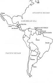 map of and south america black and white nine missions announced four lands dedicated in the americas ensign