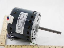 york ac condenser fan motor replacement 5kcp39mgr588s york ge 1 2 hp 208 230v 1 ph 1075 rpm 3 speed