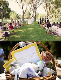 a perfect southern picnic wedding linen rentals picnic weddings
