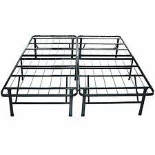 classic brands heavy duty metal bed frame king size ebay