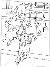 Hotel For Dogs Coloring Pages 14 Movies Online Coloring Sheets Dogs Color Pages