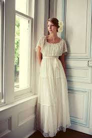Vintage Lace Wedding Dresses With Sleevescherry Marry Cherry Marry Vintage Lace Wedding Dress With Cap Sleevescherry Marry Cherry