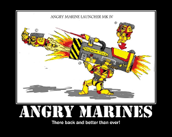 Angry Marines Meme - angry marines google search 40k ideas pinterest space