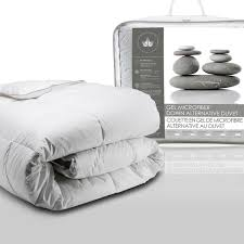 Washing Down Alternative Comforter Canadian Down And Feather Gel Microfiber Down Alternative